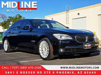2012 BMW 7-Series for Sale in Phoenix,  AZ