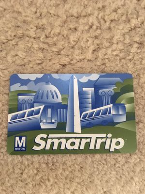 Metro Smartrip Cards for Sale in Vienna, VA