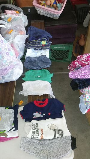 Baby clothes for Sale in Henderson, NV