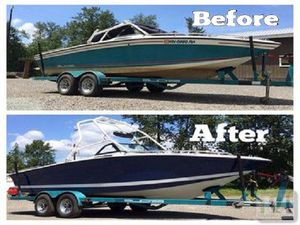 MARINE BOAT YACHT PAINT AWLGRIP STERLING INTERLUX for Sale in Fort Lauderdale, FL