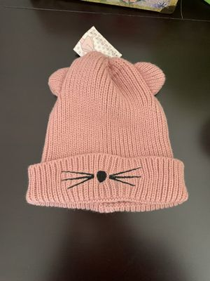 BRAND NEW-daisy shoppe pink kitty hat for Sale in San Clemente, CA