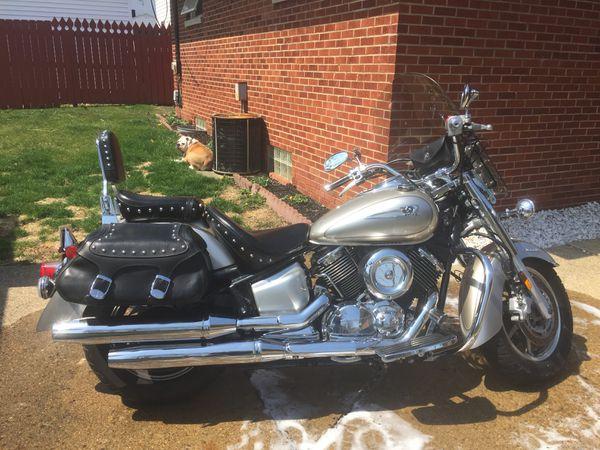 2006 Yamaha V-Star Motorcycle