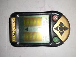 Deal or no deal handheld game for Sale in Erie, PA