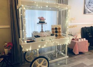 Candy cake or dessert cart for any event! BALLOONS NOT INCLUDED! WE DONT DO BALLOONS. for Sale in Hialeah, FL