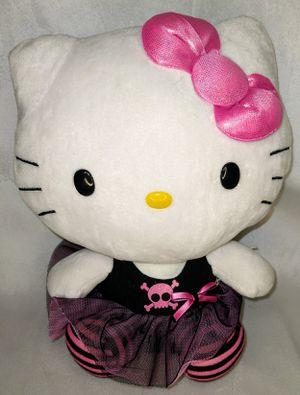 "Ty Hello Kitty Skull & Crossbones 12"" Plush Doll for Sale in Duluth, GA"