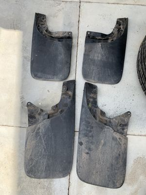 2nd Gen Tacoma Mud Flaps for Sale in San Diego, CA
