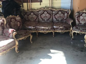 Vintage Italian Sofa Set !great Deal for Sale in Los Angeles,  CA