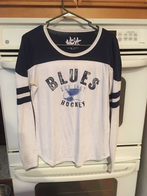 Women's large Blues shirt for Sale in Waterloo, IL