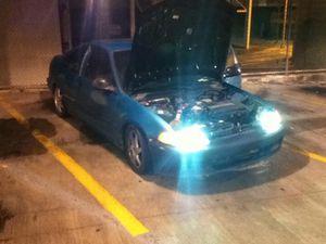Honda civic b16a SIR TYPE R SI coupe for Sale in Atlanta, GA