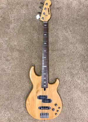 Yamaha bb614 bass guitar(active) for Sale in Herndon, VA