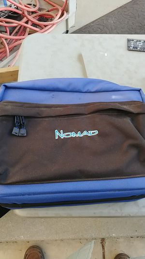Nomad Fishing Reel travel case. for Sale in Whittier, CA