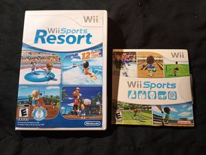 Wii Sports + Resort for Sale in Tampa, FL
