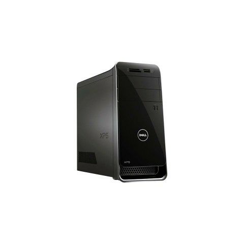 "DELL Desktop Computer XPS 8500 With 27"" DELL Monitor"
