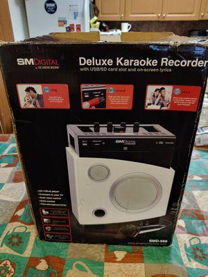 SM Digital Karaoke Recorder for Sale in Tamarac, FL