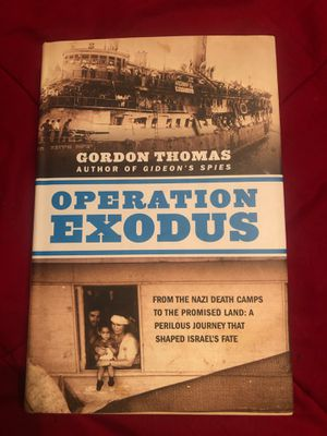 Jewish book - Operation Exodus for Sale in Walnut, CA