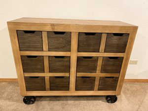 Martin Furniture Accent Cabinet / Entry Way Cabinet for Sale in Tigard, OR