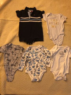 Baby Boy Onesies for Sale in Washington, DC