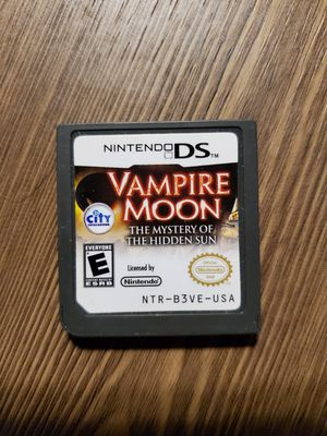 Vampire Moon for Sale in Des Plaines, IL
