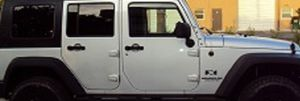 Asking$16OO Jeep Wrangler Unlimited 2OO7 CLEAN TITLE for Sale in Newark, NJ