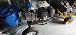 13HP Dayton Utility Pump for Sale in NJ, US