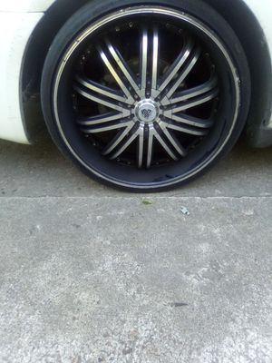 """Rims only 22"""" for Sale in Memphis, TN"""