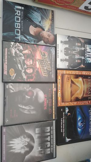Lot of 7 Sci-Fi Dvds for Sale in Henderson, NV