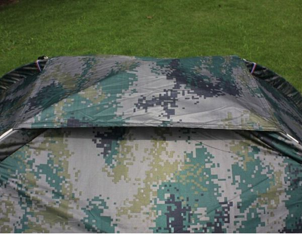 NEW Outdoor Camouflage Tent Waterproof Automatic Tent Camping Hiking