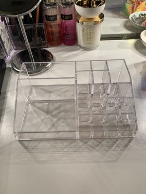 Clear makeup tray for Sale in Lodi, CA