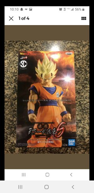 Dragonball Z figure for Sale in Staten Island, NY