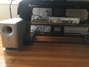 Panasonic sound system sounds huge and it is very good in condition for Sale in Lakeland, FL
