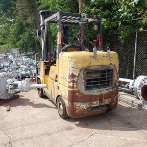 CAT GC45K-LP-SWB Forklift LPG 10K # SS 3S $8,500 obo for Sale in Houston, TX
