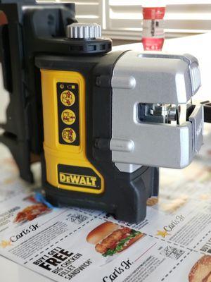 Dewalt laser $160 firm for Sale in Fremont, CA