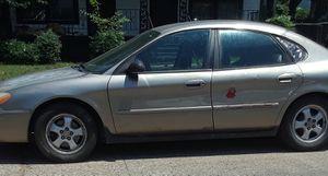 2005 ford Taurus 3.0 L V6 for Sale in Dallas, TX