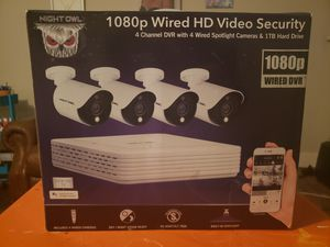 Night Owl Security for Sale in Jacksonville, FL