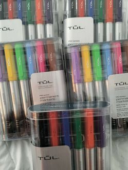 TUL PM Series permanent markers be 12 pk for Sale in Sacramento,  CA