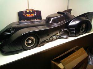 Hot Toys 1989 Batmobile and Figures DX09,DX09, Batman for Sale in Queen Creek, AZ