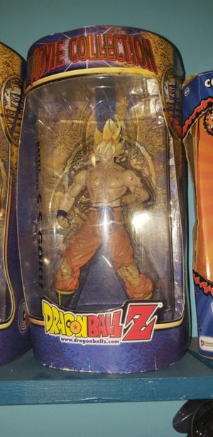 Dragon ball z collectable figures 9 inch for Sale in Columbus, OH