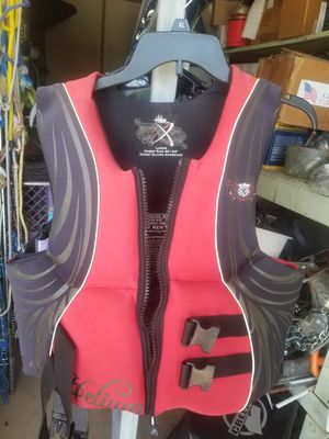 Adult LARGE life jacket $25 for Sale in Riverside, CA