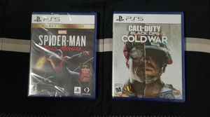 BRAND NEW UNOPENED PS5 GAMES for Sale in Los Angeles, CA