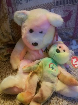Ty buddy and beanie baby for Sale in Renton, WA