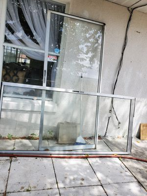 Free sliding patio doors for Sale in Kissimmee, FL