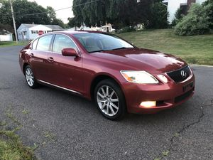 2007 Lexus GS 350 AWD PERFECT CONDITION for Sale in New Britain, CT