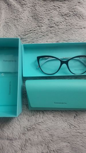 Brand new Tiffany & company frames with display non prescription lenses for Sale in San Jose, CA
