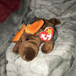 Chocolate The Last Original Beanie Baby for Sale in Woodbridge, VA