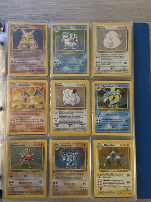 Pokémon Complete base set with many many extras...pristine! for Sale in Fort Pierce, FL