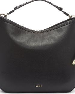 Dkny Winnie Black Hobo Large Hobo Bag NWT for Sale in Hacienda Heights,  CA
