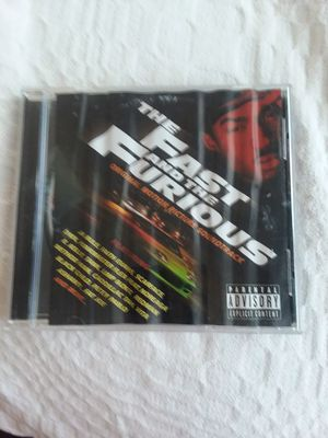 Fast and furious CD for Sale in Cedar Falls, IA