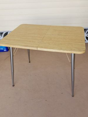 Mid-century Modern Kitchen Table for Sale in Bradenton, FL