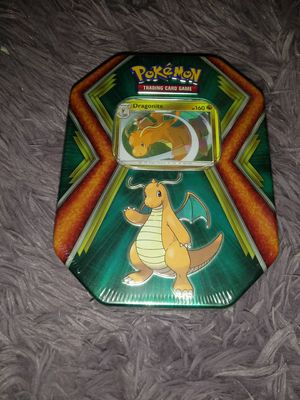 Pokemon Card Tin for Sale in Shoreline, WA