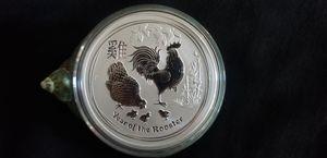 2017 5oz .9999 fine silver. for Sale in Los Angeles, CA